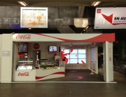 "Stand Interactif ""Share a Coke"""