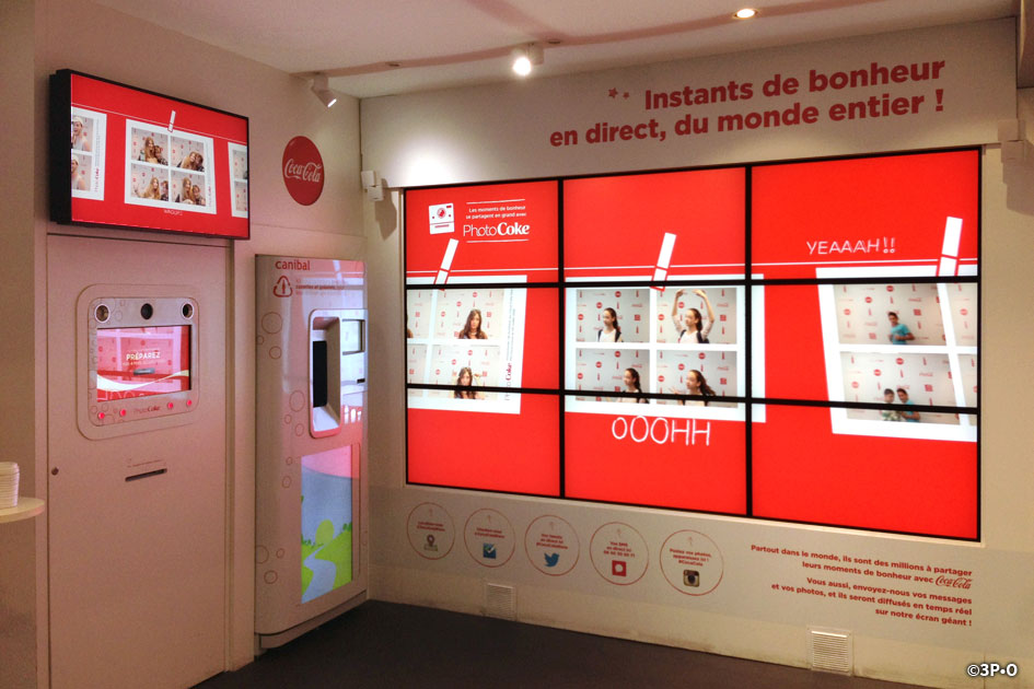 Stand Interactif