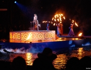 Inauguration de la Mamounia