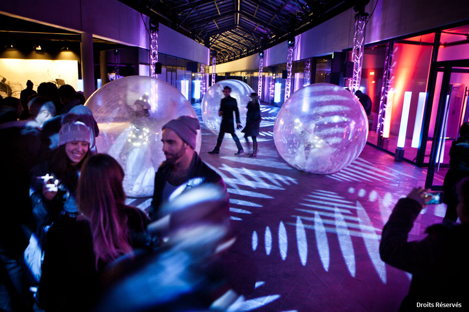 Soirée VIP Centre Commercial One Nation Paris